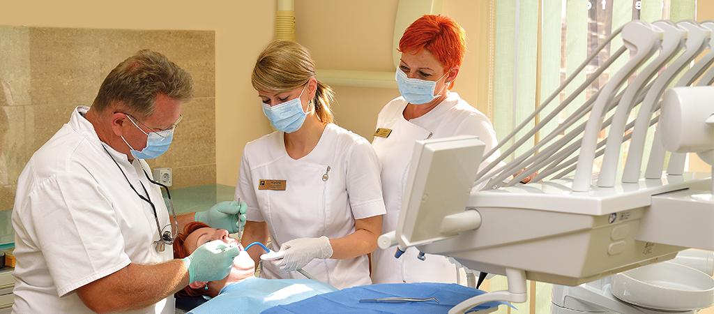 Zahnbehandlung- DRN Dental Sopron